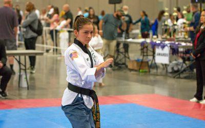 Taekwondo Taeguk Poomsae Forms 1-8